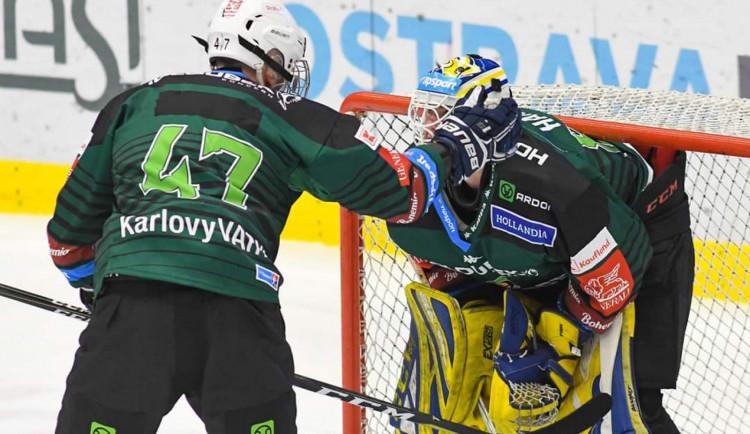 Karlovy Vary za nasazení hokejových juniorů vyvázly bez trestu