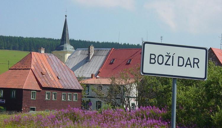 Pendlerům pracujícím v Německu se nově otevře hraniční přechod Boží Dar