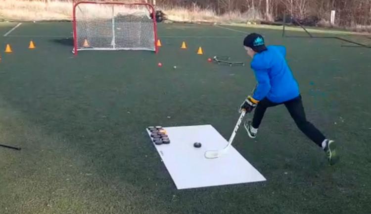 Úkoly nerozdávají jen učitelé, domácí přípravu musí podstupovat i mladí hokejisté nebo gymnastky