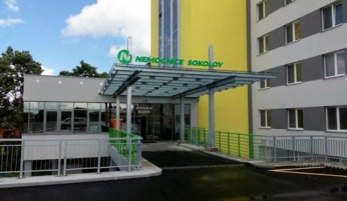 Sokolovská nemocnice uzavřela část oddělení následné péče