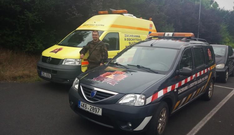 (NE)OBYČEJNÍ: Můj pracovní den prakticky nikdy nekončí, říká zvířecí záchranář Petr Prokeš