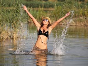 V Karlovarském kraji se zhoršuje kvalita vody v koupalištích