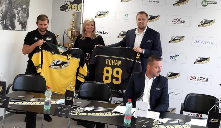 Chceme hrát hokej, který bude diváky bavit, říká trenér Baníku Sokolov Tomáš Hamara