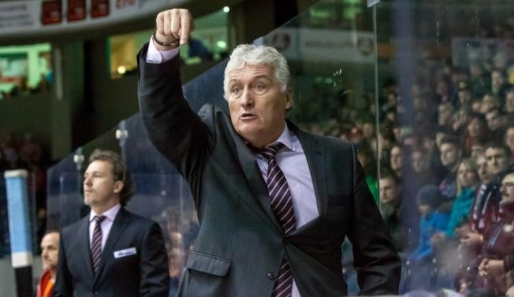 Bývalý trenér hokejové reprezentace Miloš Říha v 61 letech zemřel
