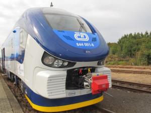 Začaly stavební práce na nové železniční zastávce u KV Arény