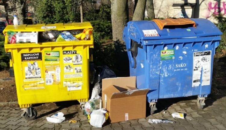 Za odvoz odpadu zaplatí karlovarská radnice o dva a půl milionu korun více