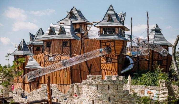 Pro návštěvníky máme dárek, říká majitel Parku Mirakulum Jiří Antoš a odhaluje novinky