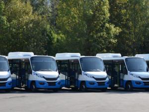Dopravní podnik pokračuje v obnově vozového parku