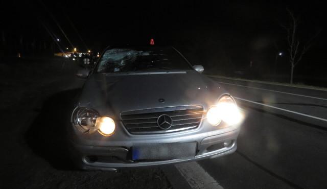 Kriminalisté pátrají po svědcích tragické nehody u Františkových Lázní