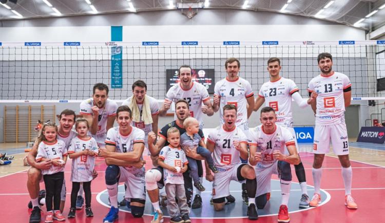 Liga mistrů se bude hrát v míčové hale KV Arény, VK Karlovarsko dostalo výjimku