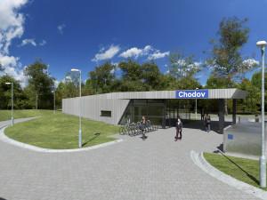 Správa železnic postaví v Chodové nové nádraží