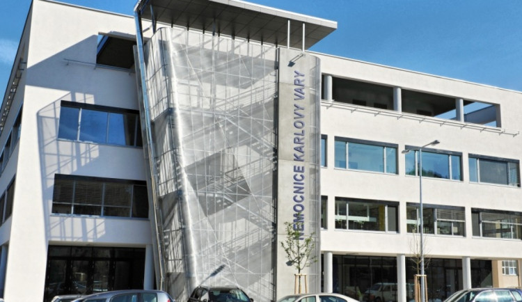 Kraj počítá letos s projektem na přestavbu nemocnice v Karlových Varech