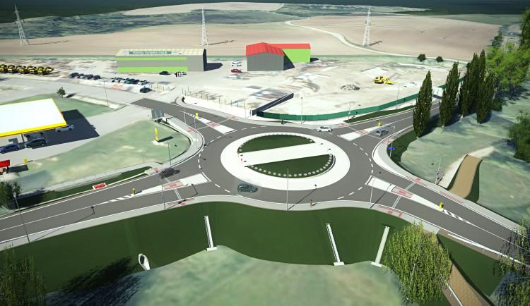 Očekávaná modernizace nebezpečné křižovatky může začít