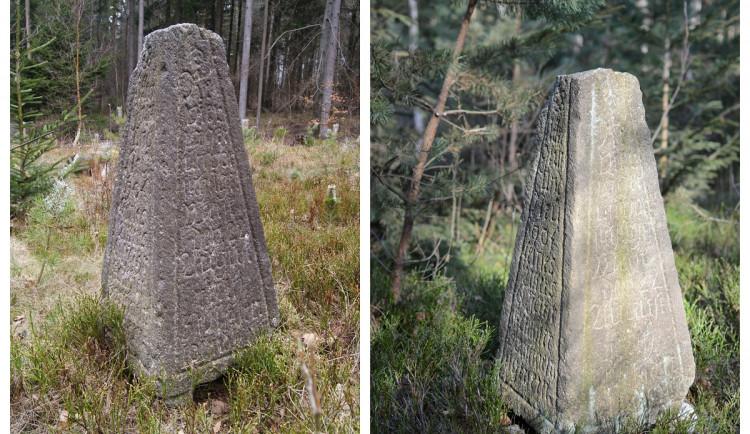 Mezi kulturní památky nově patří i pomník na místě tragické smrti statkáře Kahlera