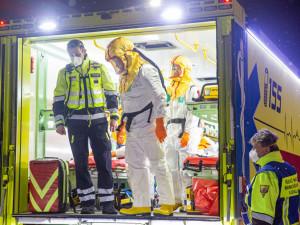 Hranice prolomena, české covidové pacienty bude možné transportovat do Německa