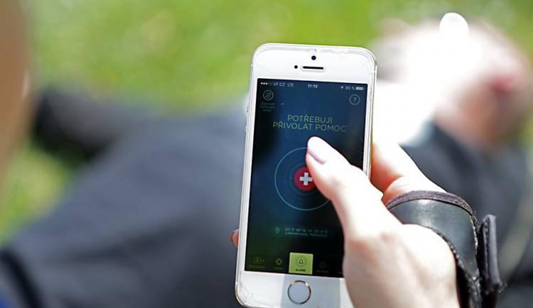 Aplikace Záchranka se dočkala vylepšení, horským záchranářům pomůže lépe lokalizovat zraněného