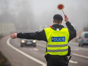 Policisté v Karlovarském kraji rozšiřují kontrolní stanoviště
