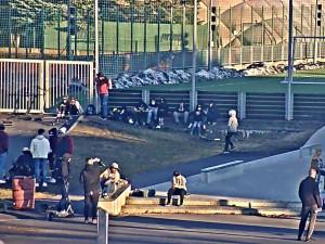 Radním došla trpělivost a zavřeli skatepark, lidé porušovali hygienická opatření