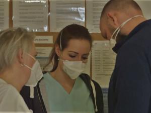 Krizový intervent je tu pro všechny, pro pacienty i vyčerpané zdravotníky