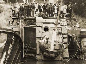 Most, který v roce 1968 neunesl tři ruské tanky, čeká demolice