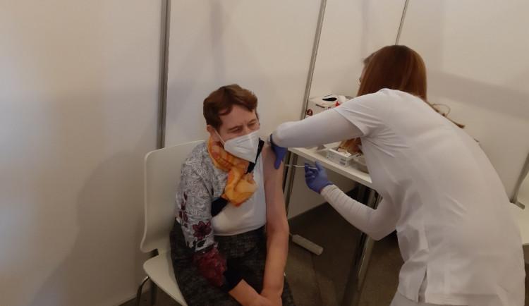 Kraj se připravuje na vyšší dodávky vakcín