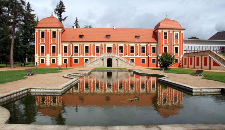 Půdní prostory v Paláci princů poslouží jako sklady knižních fondů