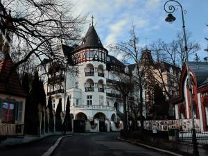 Město chce sanatorium Trocnov do vlastní správy, zvažuje pro něj status lázeňského zařízení