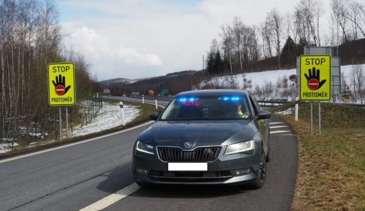 Staň se policistou na nově vznikajících dálničních odděleních