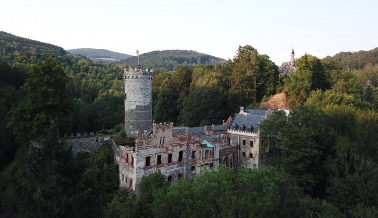 Vlastnit takovou památku byl můj velký klukovský sen, říká novodobý hradní pán Pavel Palacký