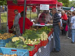 Na farmářské trhy se zítra půjde i v Karlových Varech