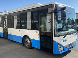 Dopravní podnik opět nabídne modernější autobusy a kvalitnější cestování