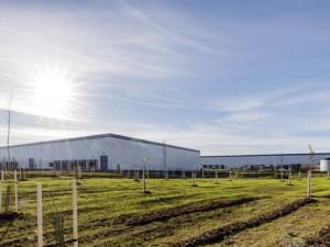 Haly u Ostrova mají prvního nájemce, výrobce elektroniky Amphenol