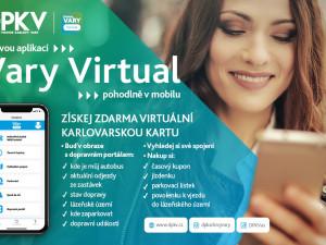Vary Virtual. Revoluční aplikace nahradí plastovou Karlovarskou kartu