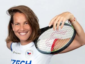 Úspěšná tenistka Barbora Strýcová oznámila v 35 letech konec kariéry