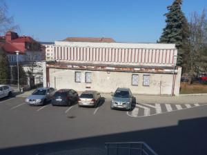 Radnice plánuje dvě stavební akce ve Staré Roli, jednou z nich je demolice kina