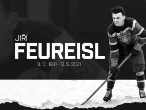 Zemřela karlovarská sportovní legenda Jiří Feureisl
