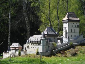 Nejúspěšnějším turistickým cílem loňského roku v Karlovarském kraji byl park miniatur