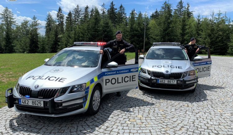 Staň se policistou v Karlovarském kraji