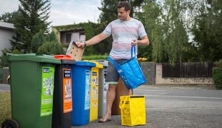 Sokolovská radnice připravuje změnu koncepce odpadového hospodářství, bude obyvatele nutit více třídit