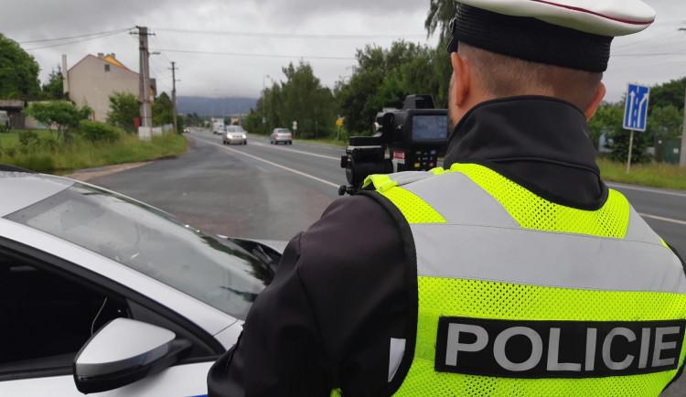 Při dopravně bezpečnostní akci policisté odhalili 204 přestupků