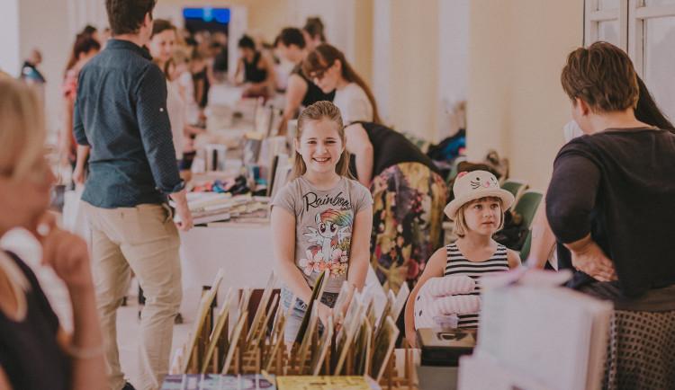 Na festivalu Knižní lázně v Mariánských Lázních byl zájem o dětskou literaturu