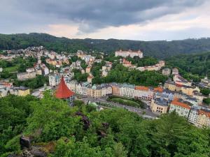 Karlovarský kraj dá památkám a lázním na seznamu UNESCO 1,2 milionů korun