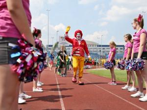 Na jaře s nudou zatočily tisíce dětí, letos se mohou opět těšit na oblíbený McDonald's Cup